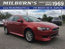 Used 2013 Mitsubishi Lancer SE for sale in Guelph, ON