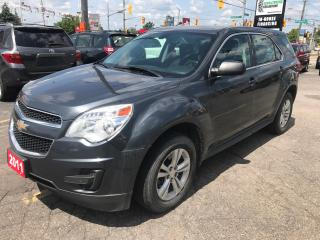 Used 2011 Chevrolet Equinox LS for sale in Waterloo, ON
