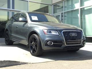 Used 2013 Audi Q5 3.0T quattro Premium for sale in Edmonton, AB