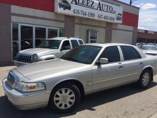 Used 2007 Mercury Grand Marquis LS Ultimate for sale in North York, ON