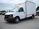 Used 2005 Chevrolet Silverado 3500 11' Cube Van for sale in Stratford, ON