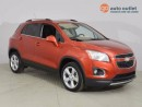Used 2015 Chevrolet Trax LTZ for sale in Edmonton, AB