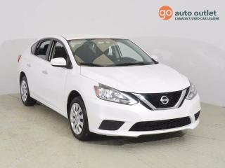 Used 2016 Nissan Sentra 1.8 S for sale in Edmonton, AB