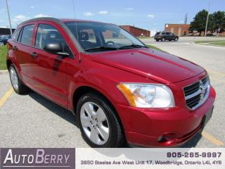 Used 2008 Dodge Caliber 2.0L - SXT for sale in Woodbridge, ON