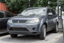 Used 2007 Mitsubishi Outlander LS | FWD | SUNROOF | ALLOYS | LOW MILEAGE | for sale in Mississauga, ON