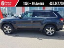 Used 2016 Jeep Grand Cherokee Limited for sale in Red Deer, AB