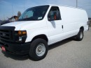 Used 2014 Ford E350 Ext. Cargo Van for sale in Stratford, ON