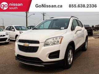 Used 2015 Chevrolet Trax Auto, AWD, Bluetooth!! for sale in Edmonton, AB