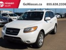 Used 2008 Hyundai Santa Fe GLS All-wheel Drive for sale in Edmonton, AB