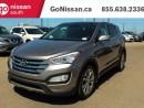Used 2013 Hyundai Santa Fe Sport 2.0T Premium 4dr All-wheel Drive for sale in Edmonton, AB