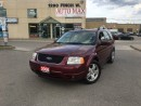 Used 2006 Ford Freestyle Limited, 6 Passenger, DVD, Sunroof, Leather for sale in North York, ON