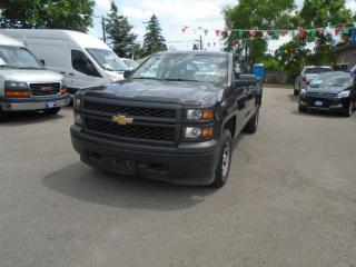Used 2014 Chevrolet Silverado 1500 WT DOUBLE CAB 4X4 for sale in North York, ON