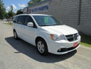 Used 2016 Dodge Grand Caravan Crew Plus for sale in Beaverton, ON