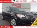 Used 2010 Chrysler Town & Country Touring | LEATHER | DVD | SUNROOF | BACK UP CAM for sale in Georgetown, ON