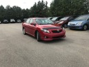 Used 2009 Toyota Corolla S for sale in Waterloo, ON