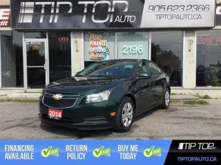 Used 2014 Chevrolet Cruze 1LT ** Low KMs, Bluetooth, Backup Camera ** for sale in Bowmanville, ON