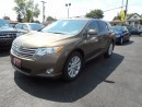 Used 2010 Toyota Venza AWD for sale in Hamilton, ON