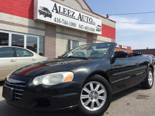Used 2004 Chrysler Sebring GTC, Clean car proof for sale in North York, ON