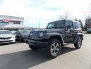 Used 2016 Jeep Wrangler Sahara for sale in Quesnel, BC