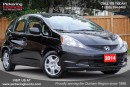 Used 2014 Honda Fit LX BLUETOOTH POWER PACKAGE for sale in Pickering, ON