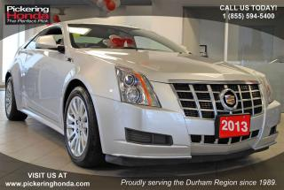 Used 2013 Cadillac CTS Base LEATHER HEATED SEATS BLUETOOTH for sale in Pickering, ON