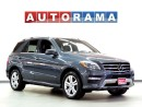 Used 2013 Mercedes-Benz ML 350 NAVIGATION LEATHER SUNROOF 4WD for sale in North York, ON