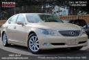 Used 2008 Lexus LS 460 Base LEATHER SUNROOF NAVI for sale in Pickering, ON