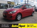 Used 2014 Hyundai Accent GL/PRICED FOR A QUICK SALE! for sale in Kitchener, ON