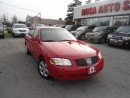 Used 2005 Nissan Sentra 4dr Sdn I4 Auto 1.8 Special Edition PW PL PM A/C S for sale in Oakville, ON