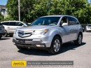 Used 2008 Acura MDX Base for sale in Ottawa, ON
