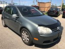 Used 2007 Volkswagen Rabbit 2.5L - LOW KMS - SAFETY & WARRANTY INCLUDED for sale in Cambridge, ON