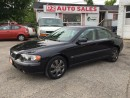 Used 2004 Volvo S60 2.5T/AWD/Automatic/Leather/Roof/Loaded/Certified for sale in Scarborough, ON