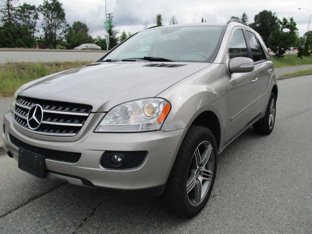 Used 2006 mercedes benz ml 350 3 5l w premium pkg for sale for Mercedes benz m350 price