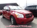 Used 2009 Dodge CALIBER SE 4D HATCHBACK for sale in Calgary, AB