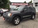 Used 2007 Nissan Xterra SE/Automatic/4x4/Clean Carproof/Certified for sale in Scarborough, ON
