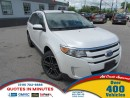 Used 2013 Ford Edge SEL | NAV | LEATHER | HEATED SEATS | BACKUP CAM for sale in London, ON