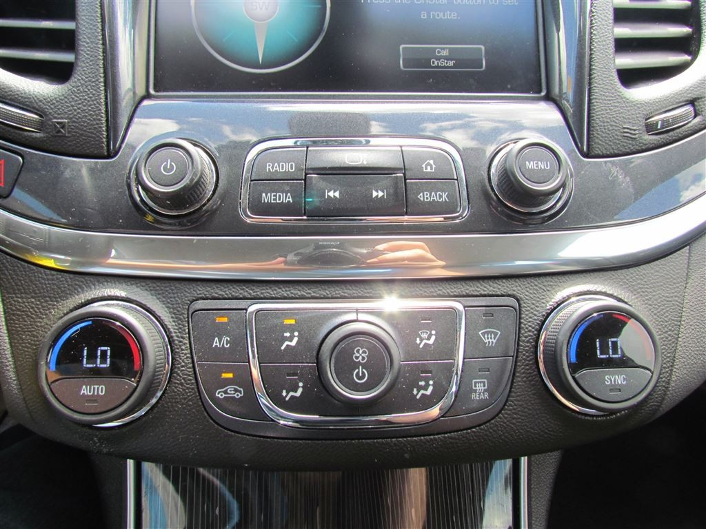 used 2017 chevrolet impala 1lt bluetooth redesigned body sat radio for sale in london. Black Bedroom Furniture Sets. Home Design Ideas
