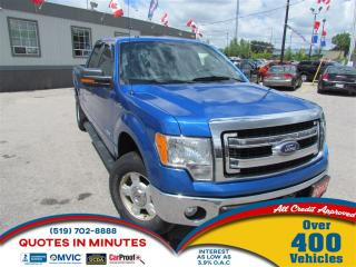 Used 2013 Ford F-150 XLT   4X4   ECOBOOST   ALLOY WHEELS for sale in London, ON