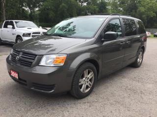 Used 2010 Dodge GRAND CARAVAN SE * STOW N GO * DVD * POWER GROUP for sale in London, ON