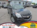 Used 2013 Chevrolet Equinox LS | AWD |  BLUETOOTH | SAT RADIO for sale in London, ON