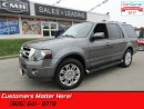 Used 2011 Ford Expedition Limited  NAVIGATION, 8-PASSENGER, SUNROOF, CAMERA, POWER GATE, C for sale in St Catharines, ON