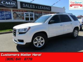 Used 2015 GMC Acadia SLE1  AWD, CAMERA, 8-PASS, BLUETOOTH, STEERING AUDIO for sale in St Catharines, ON