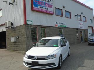 Used 2015 Volkswagen Jetta Sedan Trendline for sale in Sudbury, ON