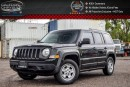 Used 2014 Jeep Patriot Sport|AM/FM Radio|Cruise Control|Low KM|Accident Free for sale in Bolton, ON
