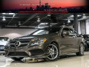 Used 2014 Mercedes-Benz E350 AMG|2DR|NAVI|360|BLINDSPOT|4MATIC|LOADED for sale in North York, ON