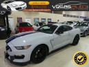 Used 2016 Ford Shelby GT350 Base TECHNOLOGY PKG| AVALANCHE GRAY for sale in Woodbridge, ON