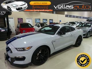 Used 2016 Ford Shelby GT350 TECHNOLOGY PKG  AVALANCHE GRAY for sale in Woodbridge, ON
