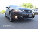 Used 2011 Lexus IS 250 Leather with moonroof pkg for sale in Richmond, BC