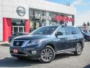 Used 2014 Nissan Pathfinder SL, LEATHER, INTELLIGENT KEY TECHNOLOGY, NAVIGATION for sale in Orleans, ON