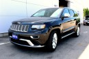 Used 2014 Jeep Grand Cherokee 4x4 Summit for sale in Langley, BC